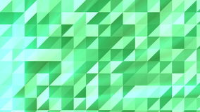Abstract triangular crystalline background animation stock video footage