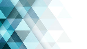 Abstract  triangular symmetrical background. Abstract triangular symmetrical background. Vector illustration with place for your content Stock Images