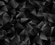 Abstract triangulated polygonal background. Polygonal background. Abstract triangulated texture. backdrop. Triangular style. Modern Design 3d Royalty Free Stock Images