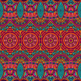 Abstract Tribal  ethnic pattern ornamental Stock Photography
