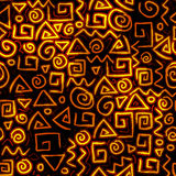 Abstract tribal ethnic Royalty Free Stock Photos