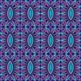 Abstract tribal ethnic seamless pattern Royalty Free Stock Photo