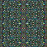 Abstract tribal ethnic seamless pattern Stock Photos