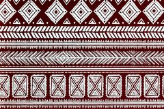 Abstract Tribal Pattern. Abstract background, top view Stock Images