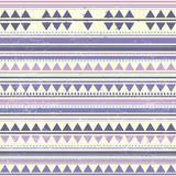 Abstract tribal pattern. This is file of EPS10 format Royalty Free Stock Photo