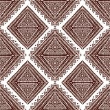 Abstract tribal pattern. This is file of EPS10 format Royalty Free Stock Photography