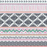 Abstract tribal pattern. This is file of EPS10 format Royalty Free Stock Images
