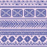 Abstract tribal pattern Stock Images