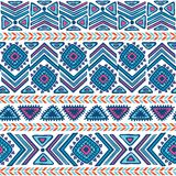 Abstract tribal pattern. This is file of EPS10 format Stock Photography