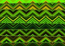 Abstract tribal pattern wallpaper Stock Images