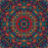 Abstract Tribal vintage ethnic seamless pattern Royalty Free Stock Images