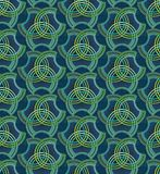 Abstract trinity design Royalty Free Stock Photos
