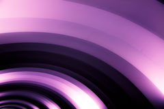 Abstract tube. Abstraction from puple shining tube Royalty Free Stock Photo