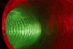 Abstract Tube Royalty Free Stock Photography