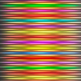 Abstract tubular glossy background for design. Vector illustration Stock Photos