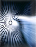 Abstract tunel Royalty Free Stock Photos