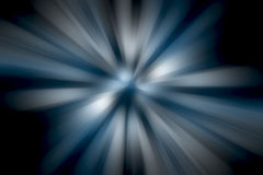 Abstract tunnel background. Tunnel of diminishing light to an unknown vanishing point Stock Photography