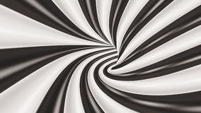 Abstract Tunnel Background. 3d Illustration of Abstract Tunnel Background Royalty Free Stock Image