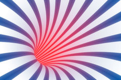 Abstract tunnel background Royalty Free Stock Images