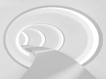 Abstract Tunnel Royalty Free Stock Image