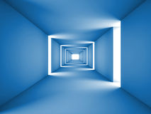 Abstract tunnel Stock Photos