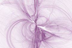 Abstract turbulence. Abstract background royalty free illustration