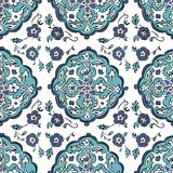 Abstract turkish pattern for your design Royalty Free Stock Photos