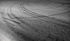 Abstract turning road background Royalty Free Stock Image
