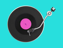 Abstract turntable Royalty Free Stock Images