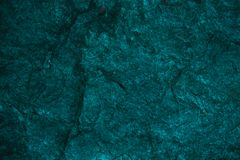Abstract turquoise stone texture and background for design. Rough turquoise texture made of stone. royalty free stock photo