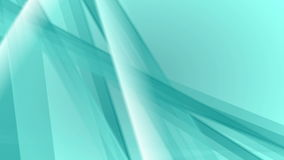 Abstract turquoise video animation with soft stripes stock video