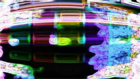 Abstract TV Noise 0812 Royalty Free Stock Photography
