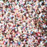 Abstract twinkled colorful background Stock Photos