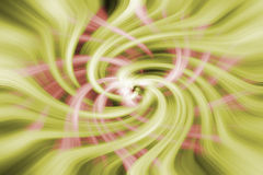Abstract twirl. Abstract gteen and purple twirl generated by the computer Royalty Free Stock Photo