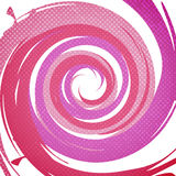 Abstract twirl Stock Photo