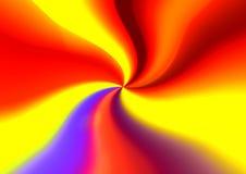 abstract twirl Στοκ Εικόνες