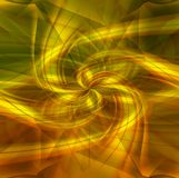 Abstract twirl background Stock Image