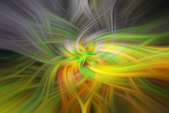 Abstract Twirl Background. A colorful abstract twirl background, great background for your next project Stock Image