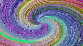 Abstract twirl blur. Abstract twirl blur, smooth rotate or spin motion. Colorful background loop. Good for video title, text background or footage transitions stock footage