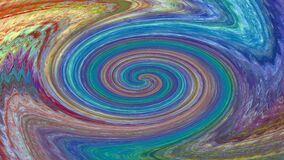 Abstract twirl blur. Abstract twirl blur, smooth rotate or spin motion. Colorful background loop. Good for video title, text background or footage transitions stock video