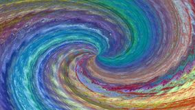 Abstract twirl blur spin motion. Abstract twirl blur, smooth rotate or spin motion. Colorful background loop. Good for video title, text background or footage stock video footage