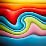 Abstract twirl colorful background. Royalty Free Stock Photos