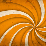 Abstract twirl on grunge Royalty Free Stock Photography