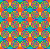Abstract twist background pattern Royalty Free Stock Photo