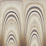 Abstract, twisted, natural wood texture Stock Photography