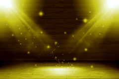 Abstract two light gold background : fill object. Royalty Free Stock Photos