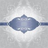 Abstract uitstekend frame Royalty-vrije Stock Afbeeldingen