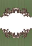 Abstract uitstekend frame Royalty-vrije Illustratie