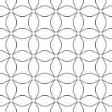 Abstract uitstekend geometrisch patroon Naadloze Achtergrond Stock Afbeeldingen