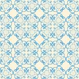 Abstract uitstekend naadloos patroon. Stock Fotografie